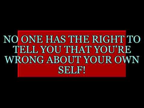 Me Reacting -  Self Empowerment