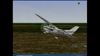 Microsoft Flight Simulator 98 - Trailer (deutsch / german)