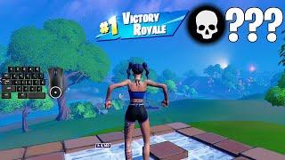 High Elimination Solo Arena Win Gameplay Full Game Season 7 (Fortnite PC Keyboard)