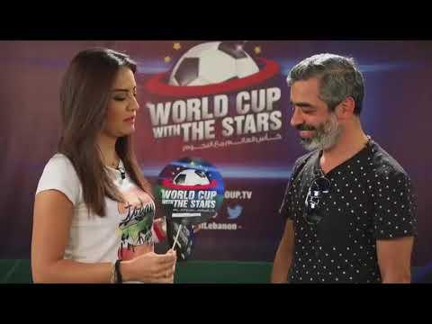 كأس العالم مع النجوم -  باتريك سابا