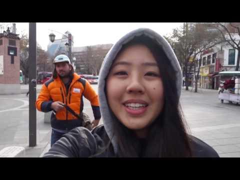 Vlog #1 Adventure in South Korea