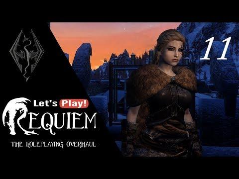 Let's Play Skyrim Requiem - Ep 11: Breaking Bad