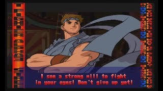 Street Fighter Alpha 3 (PSX) - Longplay as Ryu