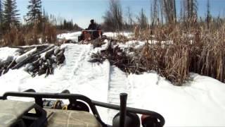 Argo 750 HDi Ice Breaker!