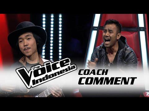 Improve Nyanyi Ala Judika Ke Azel | Knockout Eps 15 | The Voice Indonesia 2016