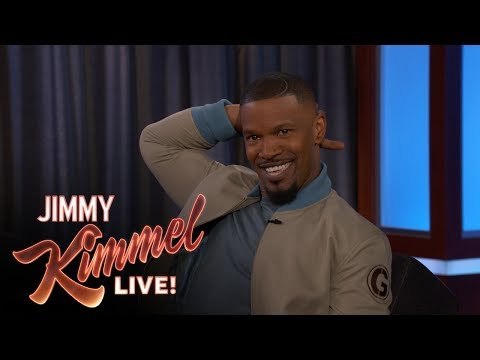 Thumbnail: Jamie Foxx Impersonates LeBron James