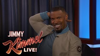 failzoom.com - Jamie Foxx Impersonates LeBron James