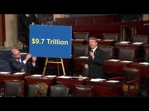 Sen. Rand Paul Puts Forward His Conservative Vision