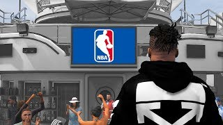 Revealing New Team At The Yacht Party | Debut w/ Bad Chemistry | NBA 2k18 MyCareer #53