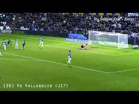 Todos Los Goles 46 Goles Lionel Messi Liga BBVA Temporada 12-13