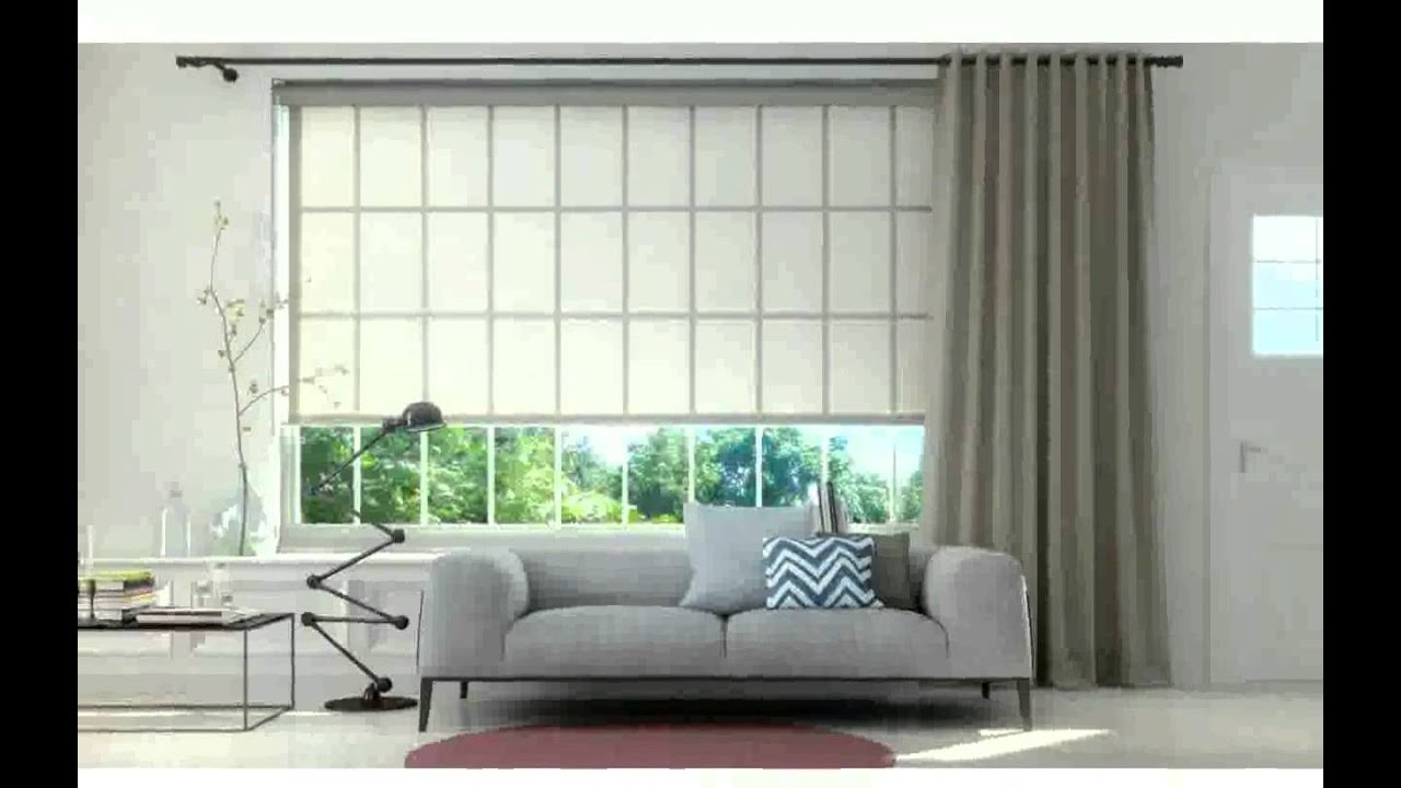 Cortinas Para Ventanas Abatibles  YouTube