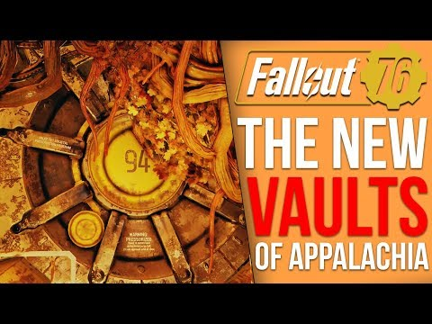 The Vaults of Fallout 76