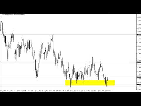 EUR/USD Technical Analysis For February 21, 2019 By FXEmpire.com