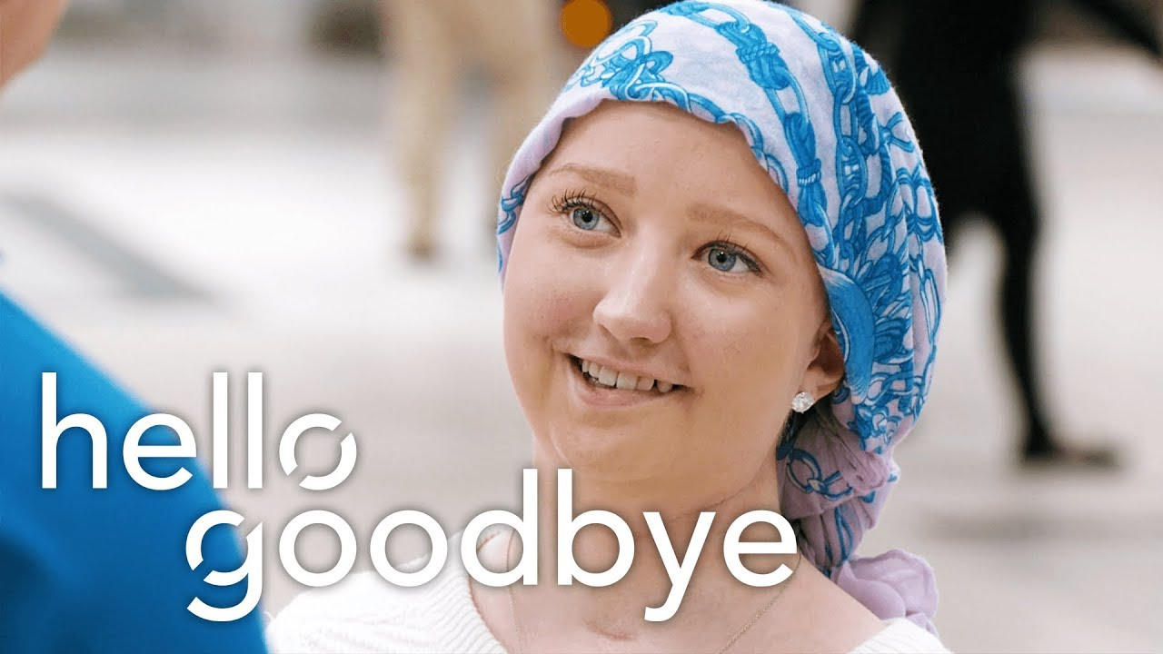 18-Year-Old With Bone Cancer Is Optimistic About Happily Ever After | Hello Goodbye