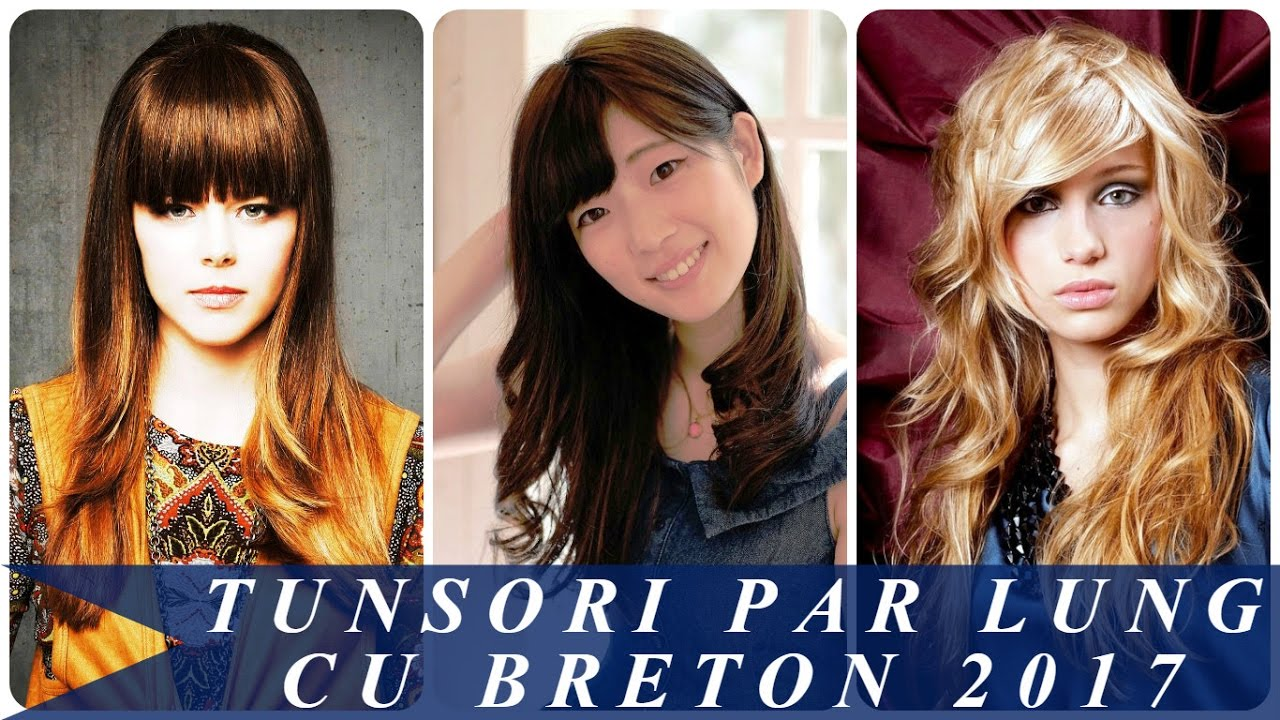 Tunsori Par Lung Cu Breton 2017 Youtube