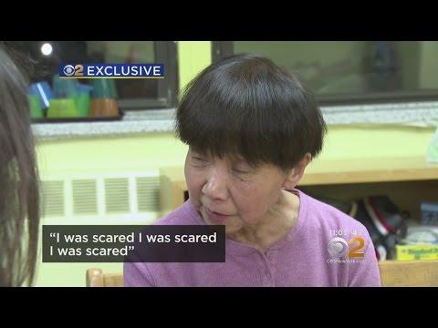 CBS2 Exclusive: Homeless Man In Custody After Punching Elderly Church Employee