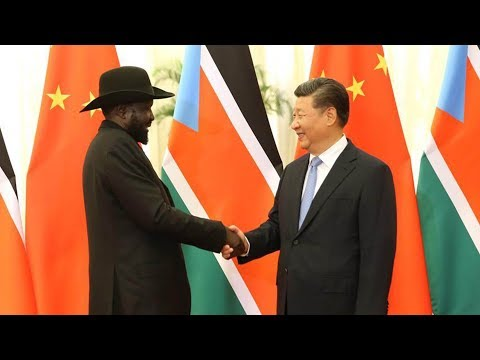 Xi Reiterates China's Support Of South Sudan's Peace Process