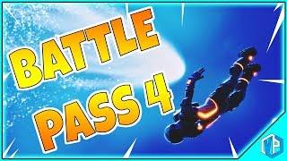 *NEWS* SEASON 4 LIVE - BATTLE PASS Fortnite Battle Royale! NEW SKINS FREE!