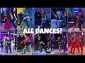 MACKENZIE ZIEGLER AND SAGE ROSEN   ALL DANCES!   DWTS JRS   KFZ MNZ