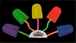 Play-Doh Ice Cream Surprise Eggs SpongeBob Marvel Hello Kitty Minnie Mouse Thumbnail