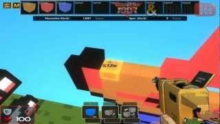 Brick-Force Speed Arts - 8-bit Bill Rizer