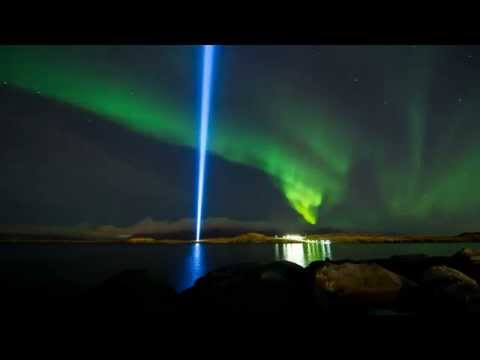 #IcelandSecret by Ágústa  - Imagine Peace Tower