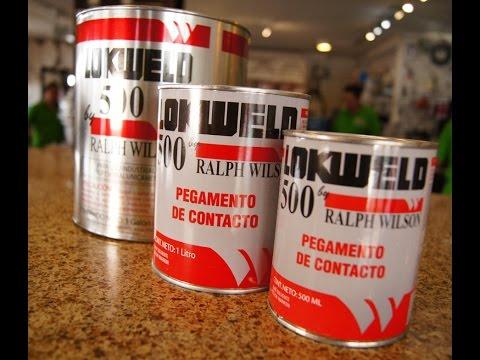 Pegamentos Ralph Wilson para carpintería