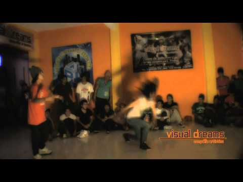 Visual Dreams-Hip hop hasta en la sangre-Estrella (Katana) vs Yegua