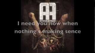 Attack Attack! - The Wretched (lyric video) HD