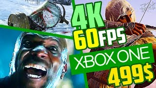 Конференция Microsoft - E3 2017 - METRO Exodus, AC Origins, Sea of Thieves, Crackdown 3