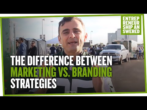 The Difference Between Marketing vs. Branding Strategies
