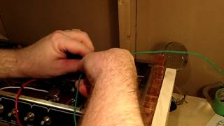 Tube Amplifier - Video 7 - Building A Vibroclone - Filaments & Grounds