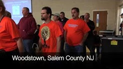 Woodstown-Pilesgrove school district supporters speak out, Thursday, April 28, 2016