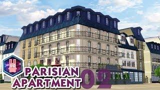 The Sims 3 -speed Build- Parisian Apartment No. 02