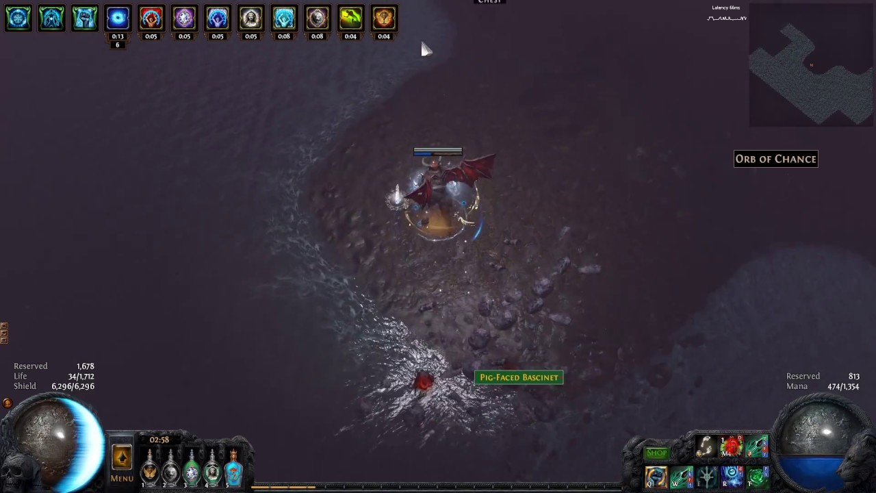 Path Of Exile [26] [lsc]: Ethereal Nova