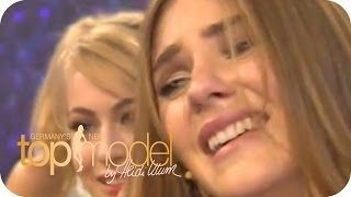Stefanie ist Germany's next Topmodel 2014 | Germany's next Topmodel Finale 2014