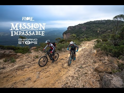 Mission Impassable: Blue Mountains - a STEPS powered ride - Flow Mountain Bike