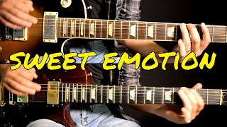 Aerosmith - Sweet Emotion cover