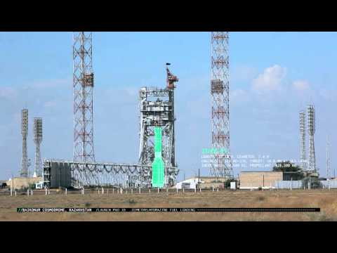 Journey to Space: Geosynchronous video (full)