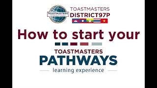 How to Start Your Pathways Learning Experience