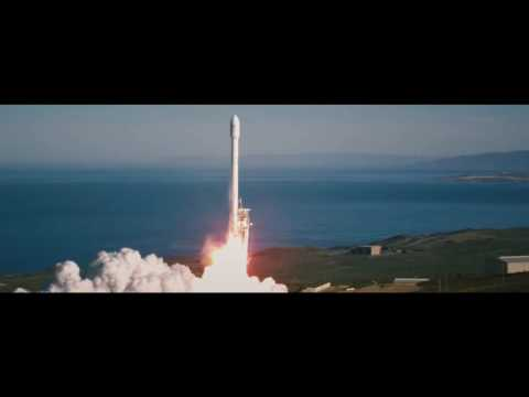 SpaceX - Thunderstruck (feat. Owl City & Sarah Russell)