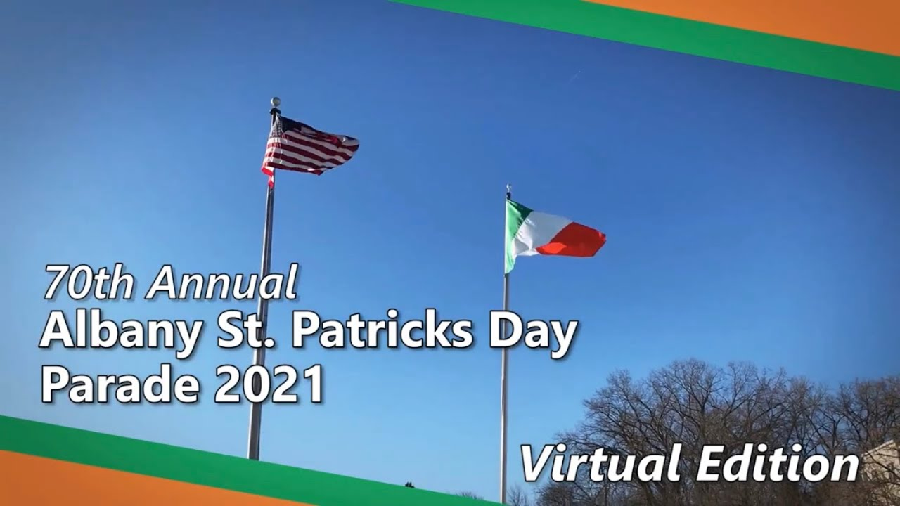 St. Patrick's Day to be largely virtual in NYC for 2nd year