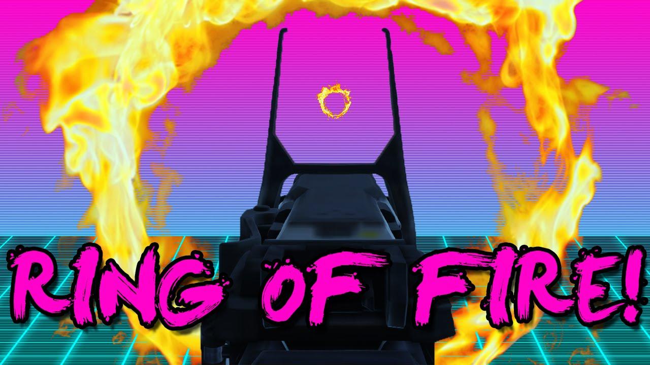Ring Of Fire Spiel