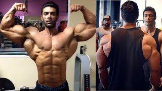 Beast from Kuwait | Abdulla Al Sairafi | Shredded Fitness