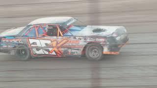 Stock Car heat 5.25 Salina Speedway