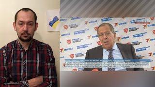 Лавров и российские «пацифисты»