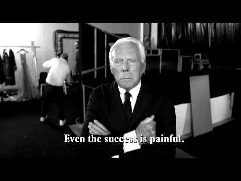 "Giorgio Armani - One Night Only Paris - ""Armani's Favourite Moment"" by Loïc Prigent"