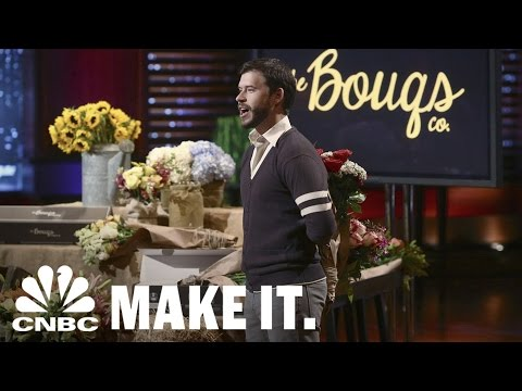 Startup Flower Service The Bouqs Co. Uses Success As Motivation | How I Made It | CNBC Make It.