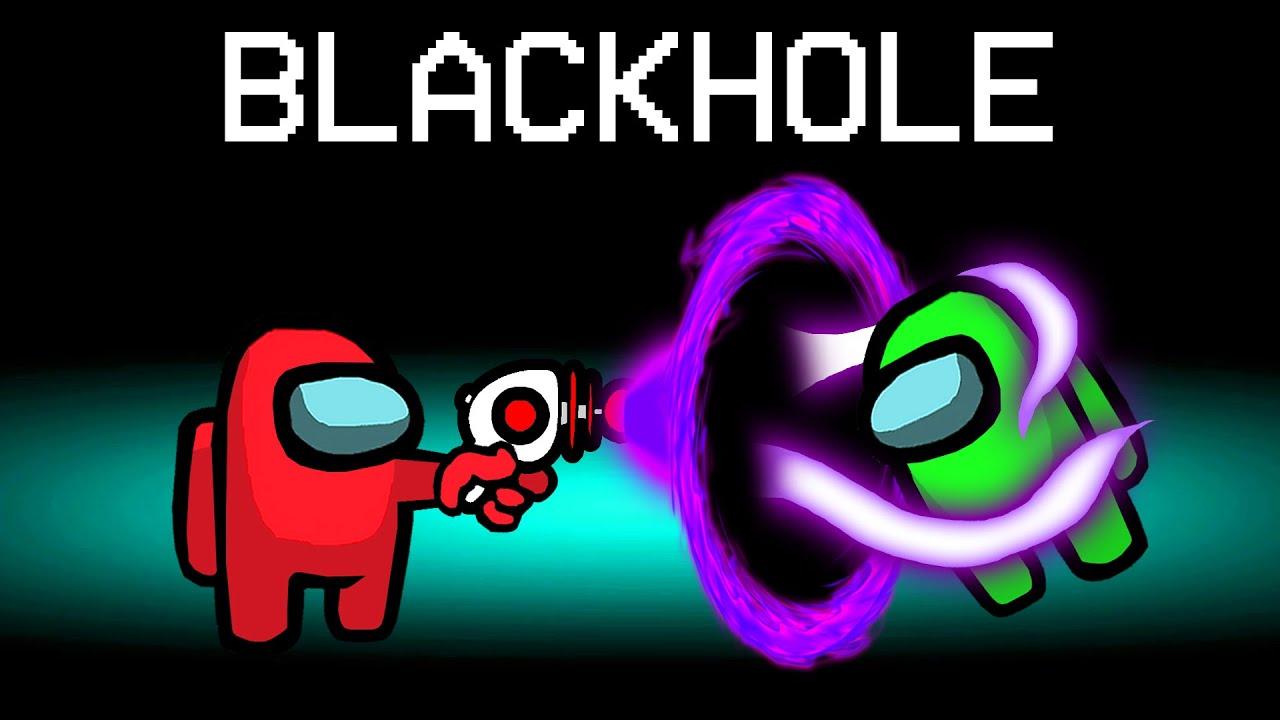 Download IMPOSTOR Has A BLACK HOLE GUN! (Among Us)
