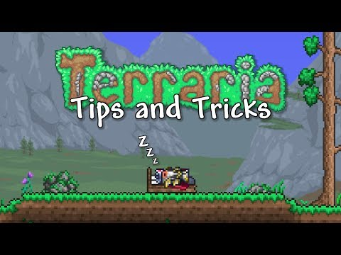 15 Tips And Tricks For Terraria 1.4! (Life Hacks 9)